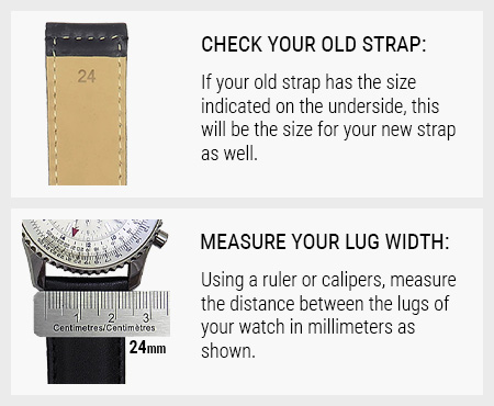 Smart Watch Band Size Guide