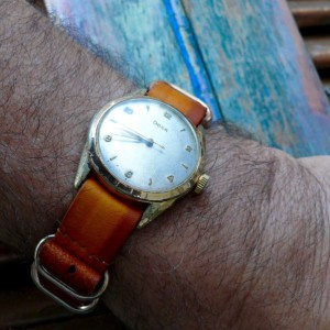 Old father watch