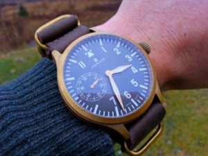 Bronze Zulu for 47mm Steinhart NavB