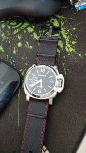 Parnis with Nato Strap