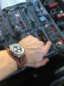 Breitling at work