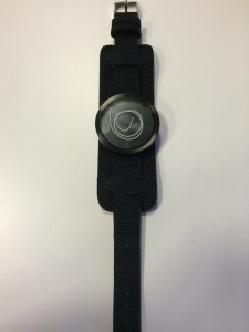 Nava with Dassari Crew Kevlar Nylon Cuff Watch Band