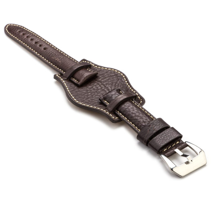 74a8845db 386.2 Bund Strap in Dark Brown