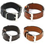 All Color 385 Leather NATO Watch Strap