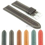 Gallery 377 Premium Leather Watch Strap