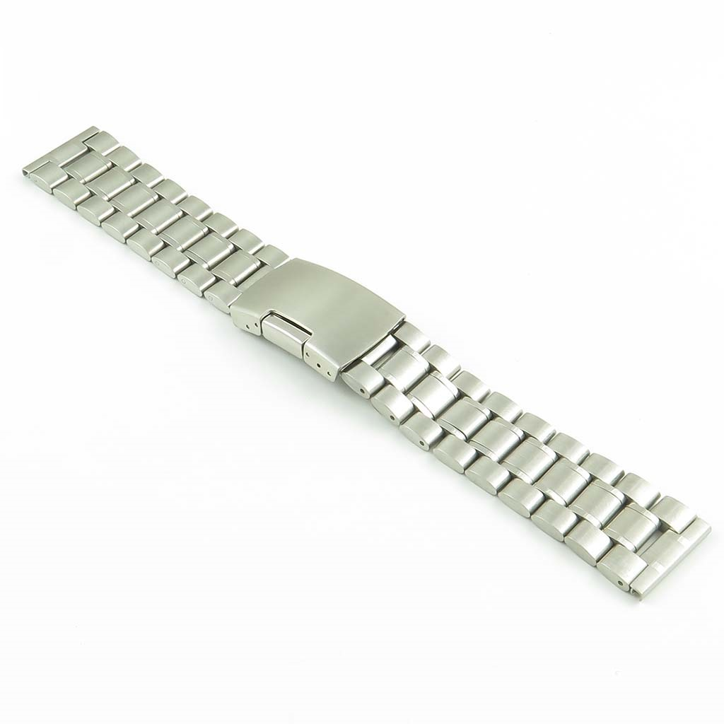 bm100.ss Stainless Steel Oyster Strap