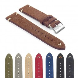 gallery st15 Suede Watch Strap