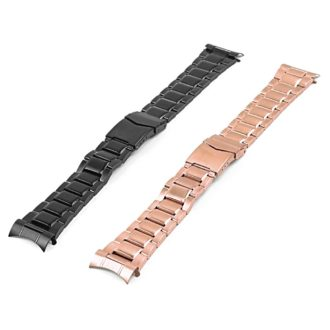 Stainless Steel Watch Bands | StrapsCo