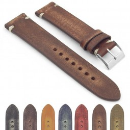 Gallery st9 Distressed Leather Strap