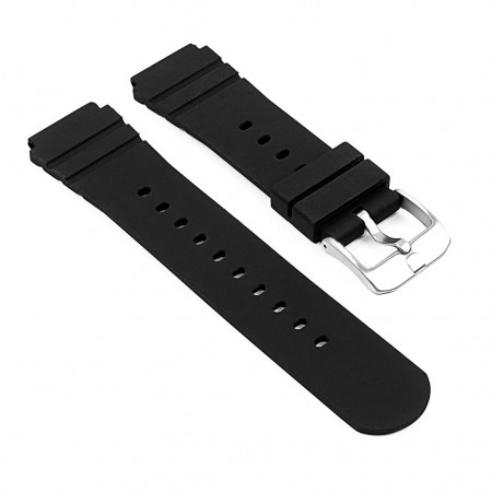 Rubber Watch Band for Luminox Sentry