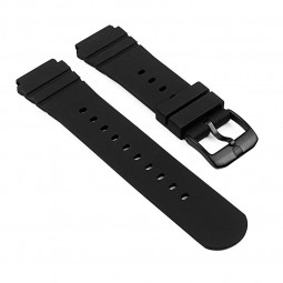 StrapsCo 23mm Rubber Watch Band for Luminox Sentry