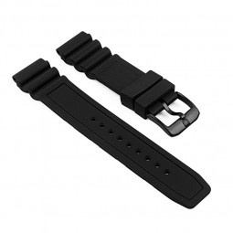 StrapsCo Rubber Watch Band for Luminox 3100 Series
