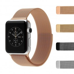 Gallery m2 Apple Watch Strap Milanese Mesh