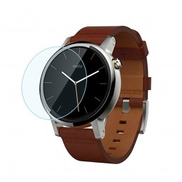 Moto 360 (2nd Gen) Watch (46mm) Tempered Glass Screen Protector