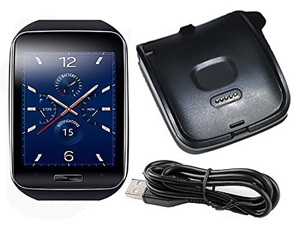 Charger Dock for Samsung Gear S SM-R750, R750T