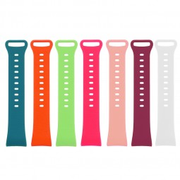 Silicone Watch Strap for Samsung Gear Fit 2 SM-R360