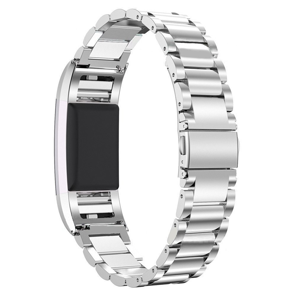 Stainless Steel Link Band For Fitbit