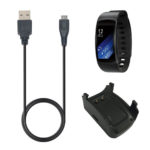 Charger for Samsung Fit 2 Smart Fitness Watch SM-R360
