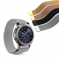 s.m2 All Color Milanese Mesh Watch Band for Samsung Galaxy Gear S3