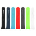 Samsung Silicone Watch Band for Gear S2 R720