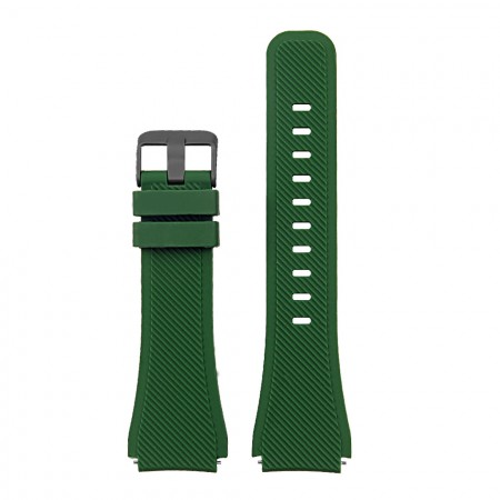 Silicone Watch Band for Samsung Gear S3
