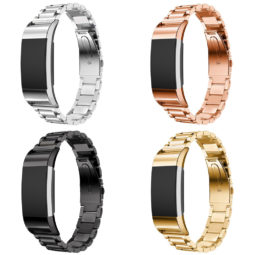 fb.m2 All Color Stainless Steel Link Band for Fitbit Charge 2