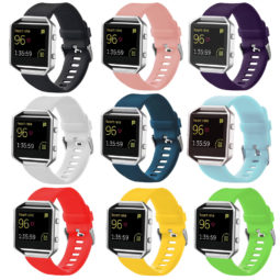 fb.r1 All Color Fitbit Blaze Band Silicone Sport Strap
