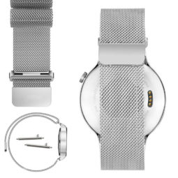 h.m1ss Milanese Loop Stainless Magnet Closure For Huawei
