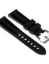 R.pn1.1 Silicone Rubber Strap In Black