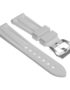 R.pn1.22 Silicone Rubber Strap In White