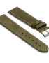 Df2.11 Leather Strap In Green
