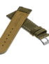 Df2.11 Leather Strap In Green 2