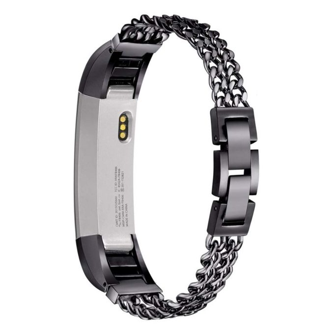 how to change links on fitbit strap