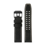 Lmx3.1 Carbon Fiber Strap In Black With Matte Black Buckle 2