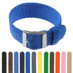 Pl1.5b Gallery Perlon Strap In Blue