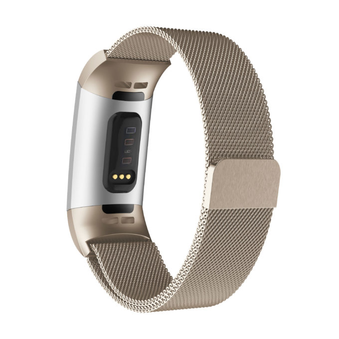 Milanese Band for Fitbit Charge 3