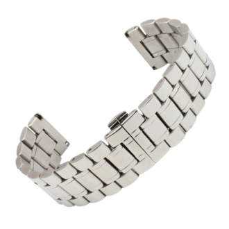 Stainless Steel And Metal Watch Bands
