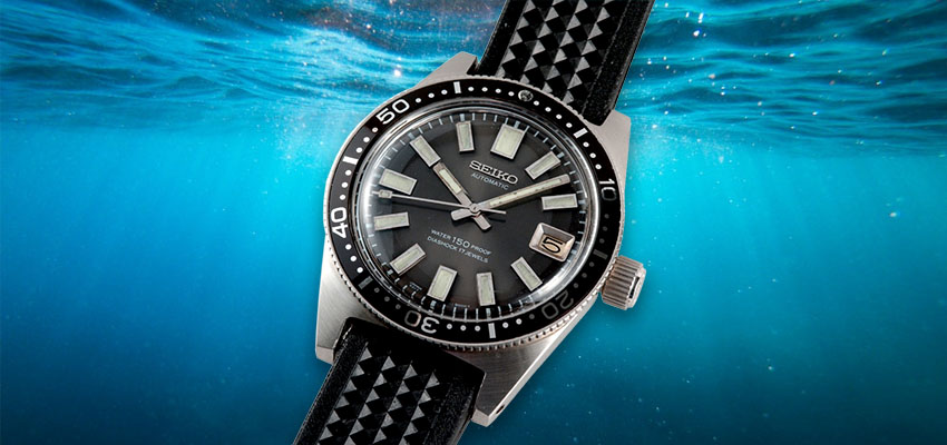 The History of Seiko Dive Watches