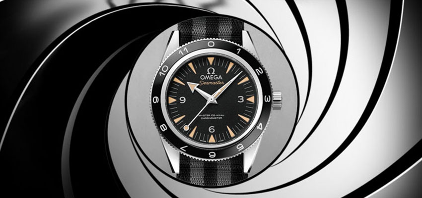 b2f3210906bf A Brief History of Bond Watches April 10