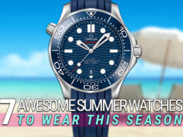 Awesome Summer Watches To Wear This Season Header