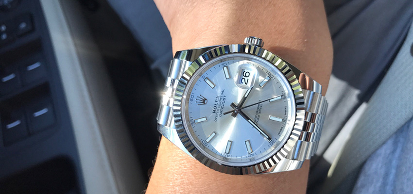 Awesome Summer Watches To Wear This Season Rolex Datejust 36 2