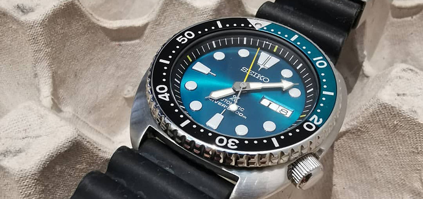 Awesome Summer Watches To Wear This Season Seiko Prospex Srpb01 Diver Turtle