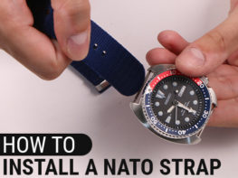How To Install A Nato Strap Header2