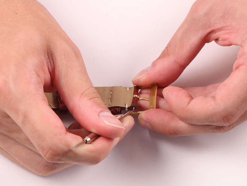 How To Install A Watch Buckle 8
