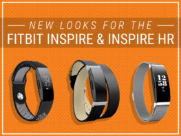 New Looks For Fitbit Inspire Header