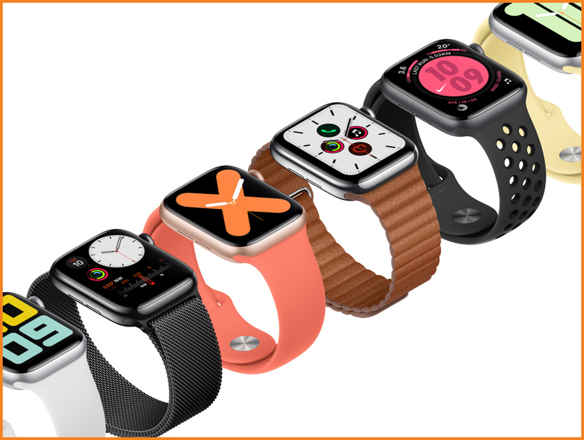 Apple Watch Series 5 Everything You Need To Know Always On Display