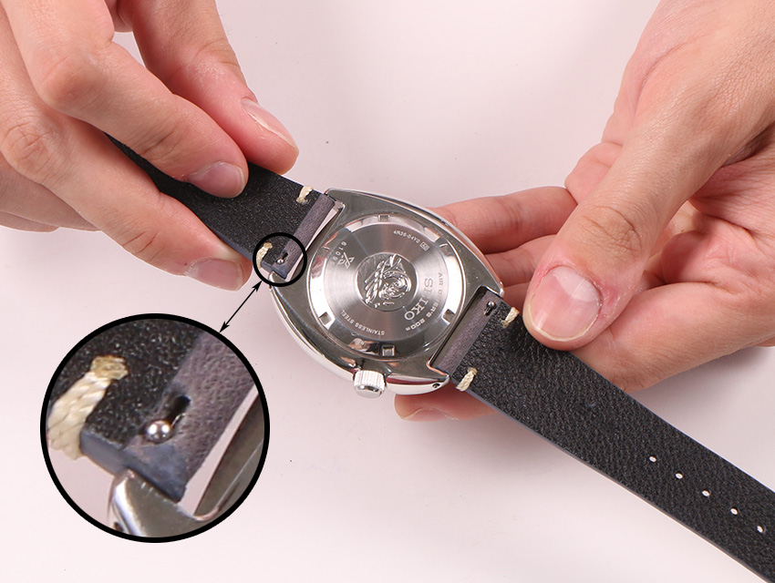 How To Install A Quick Release Watch Strap 1a