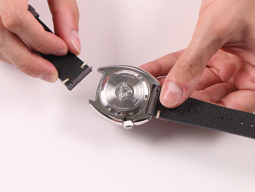 How To Install A Quick Release Watch Strap 3a