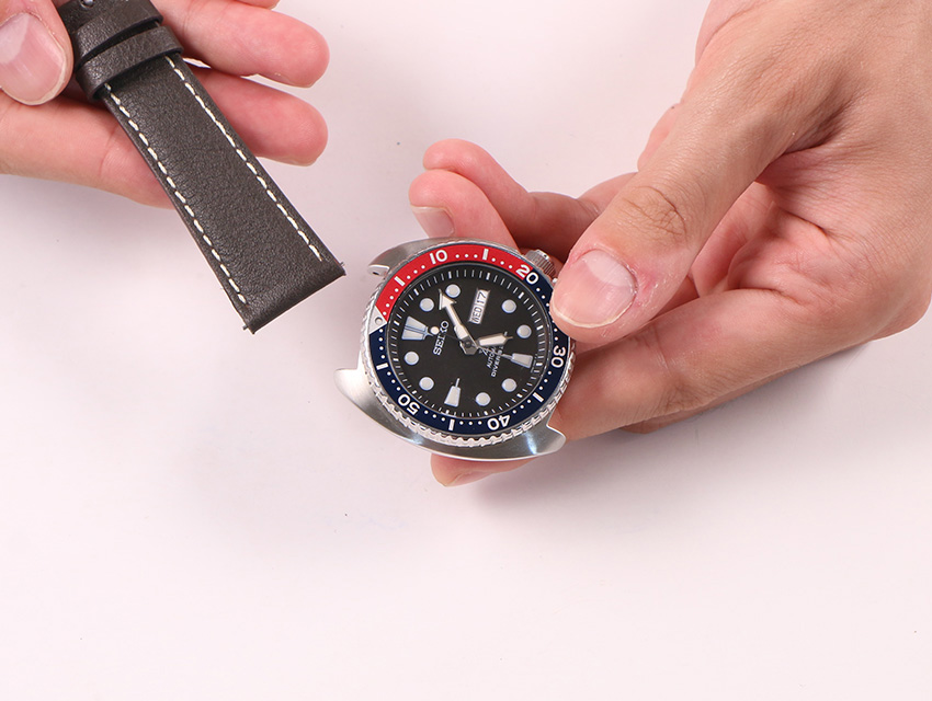 How To Install A Quick Release Watch Strap 4a