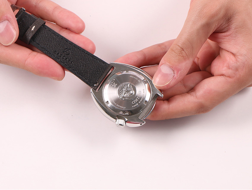 How To Install A Quick Release Watch Strap 6a